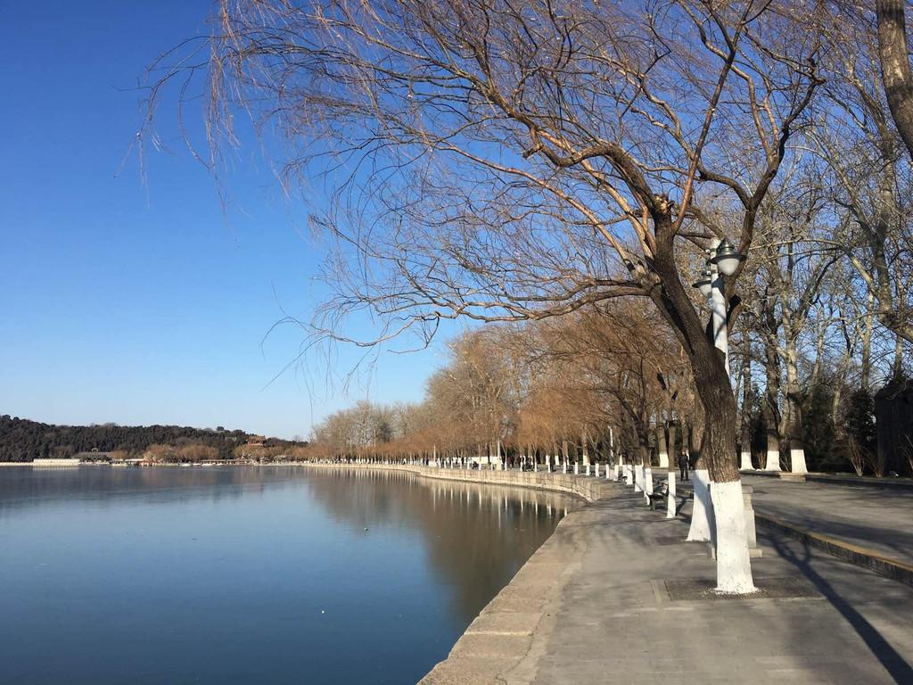 【北京】颐和园…冬季里最温暖的遇见