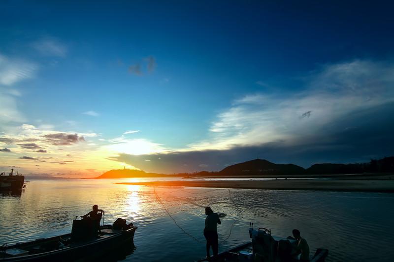 阳江海陵岛:大角湾,马尾岛,东岛海滩,东方银滩,北洛湾风景区