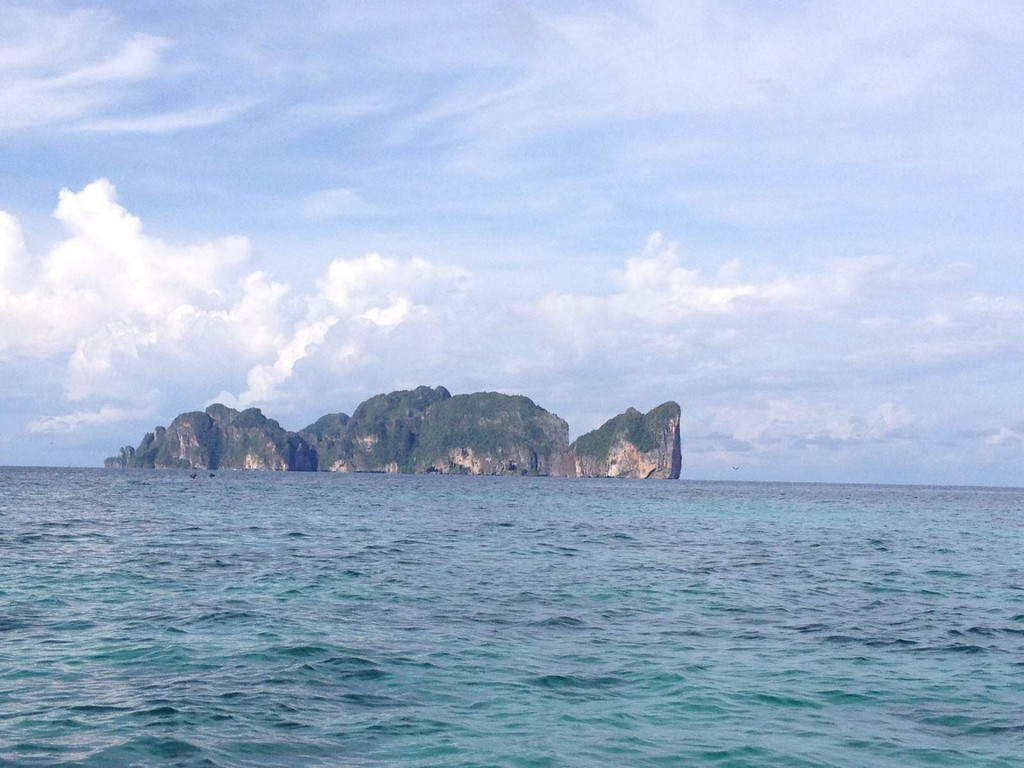 第5天 2014-05-28 蚊子岛                                 竹子岛