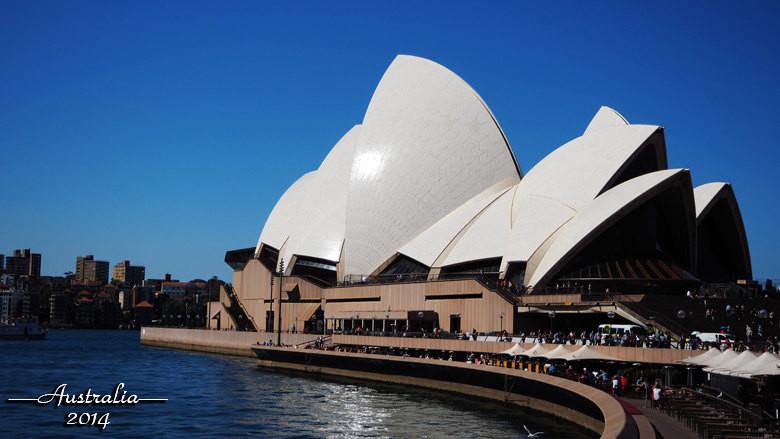 悉尼歌剧院                                图片