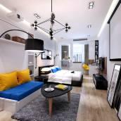英卓未來公寓智能酒店(西安交通大學店)