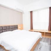 慢生活精品公寓(青島區政府店)