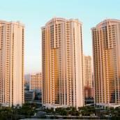 噴氣豪華高級公寓酒店
