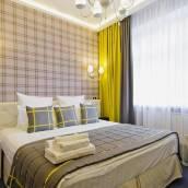 蘇維埃設計風格酒店