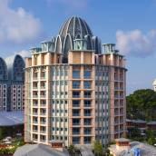 新加坡聖淘沙名勝世界康樂福豪華酒店