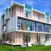 宜蘭羅東調色盤築夢會館