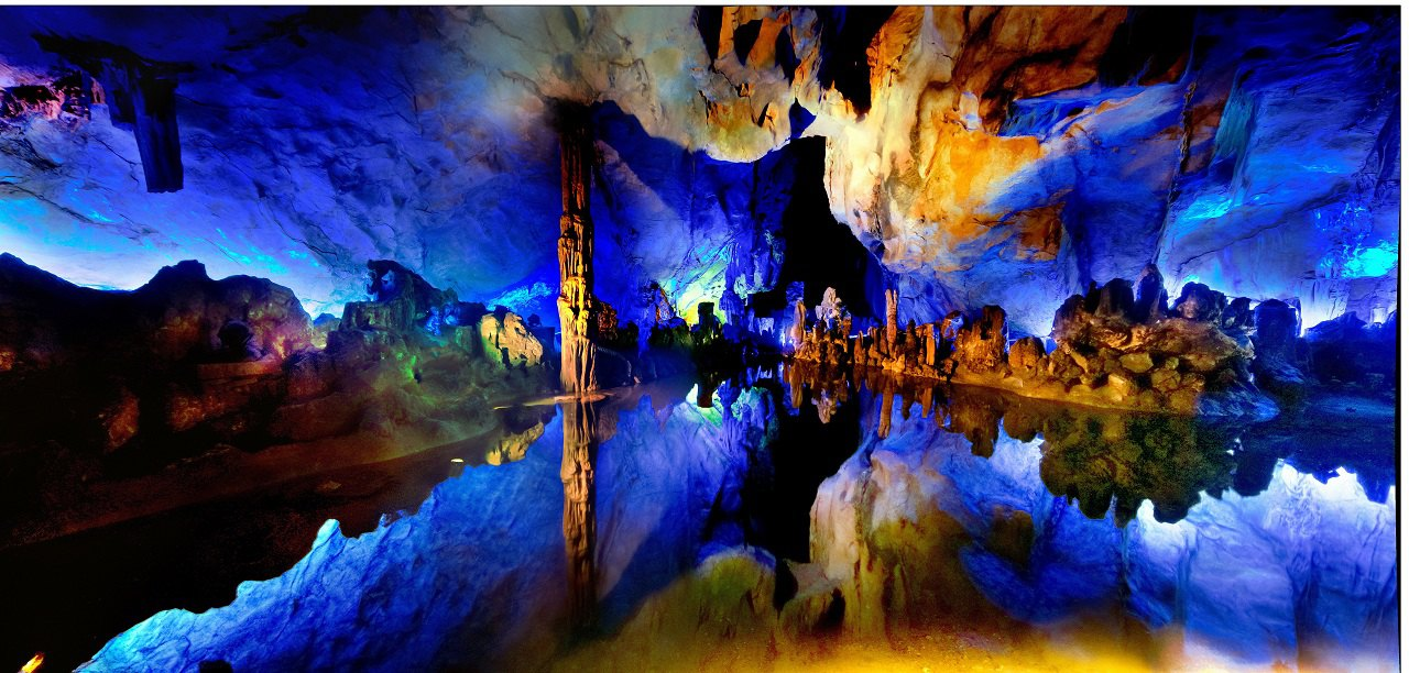 Reed Flute Cave Admission Ticket